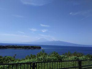 富士山もばっちりの一日!